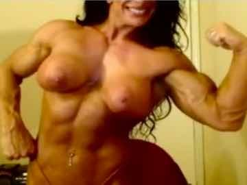 muscular girls on cam